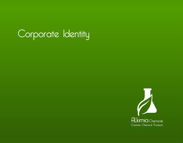 Al-Kimia Chemicals Corporate Identity