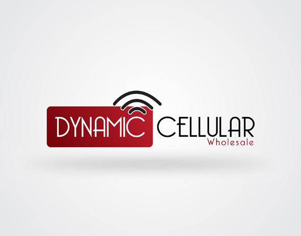 Logo & Identity Design Dynamic Cellular (Pakistan)