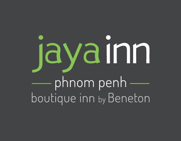 Branded Sign JayaInn Phnom Penh