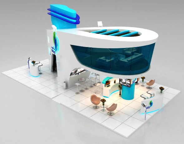 Satorp Exhibition Booth Design