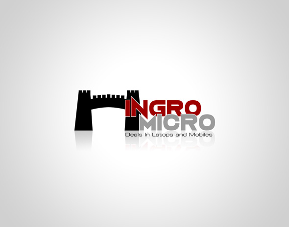 Logo Design Ingro Micro (Pakistan)