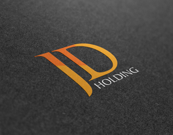 Corporate Identity Design for JD Holding
